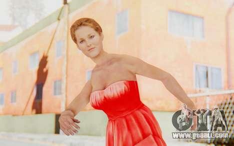 Mafia 2 - Joes Girlfriend for GTA San Andreas