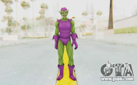 Marvel Future Fight - Green Goblin for GTA San Andreas second screenshot