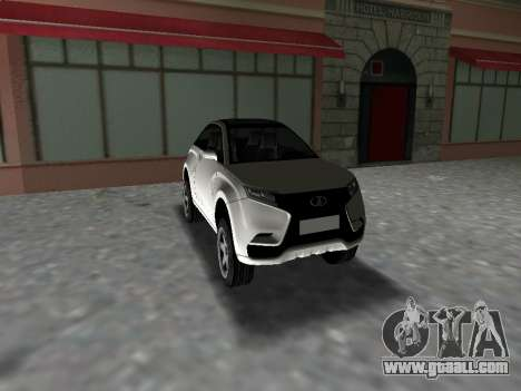 Lada X-Ray for GTA Vice City