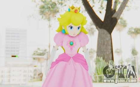 Princess Peach for GTA San Andreas