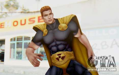 Marvel Future Fight - Hyperion for GTA San Andreas