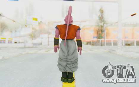 Dragon Ball Xenoverse Super Buu Gohan Absorbed for GTA San Andreas third screenshot