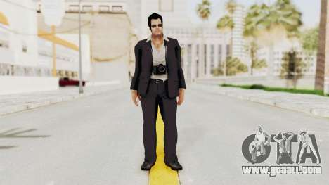 Dead Rising 2 Off The Record Frank West Glasses for GTA San Andreas second screenshot
