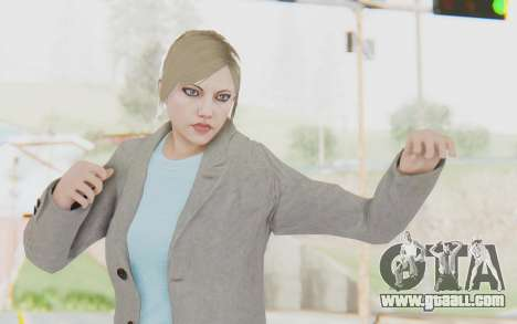 GTA Online Finance and Felony Skin 4 for GTA San Andreas