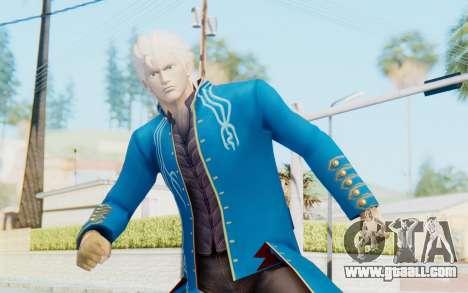 Ultimate Marvel Vs Capcom 3 Vergil for GTA San Andreas