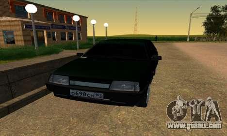 2109 v1.0 for GTA San Andreas