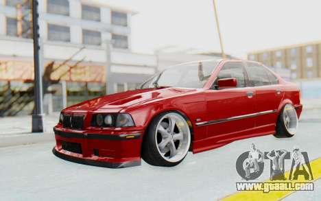 BMW M3 E36 2.5 TDS for GTA San Andreas