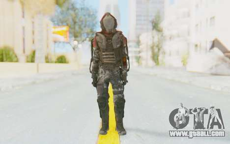 CoD AW Atlas Elite for GTA San Andreas second screenshot