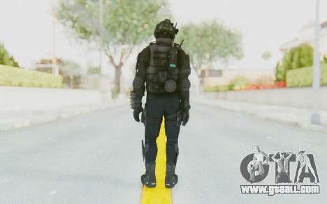 Federation Elite Shotgun Tactical for GTA San Andreas third screenshot