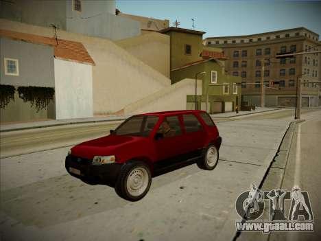 Ford Escape 2005 for GTA San Andreas