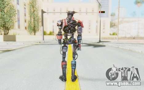 Marvel Future Fight - Ultron Mk1 for GTA San Andreas third screenshot