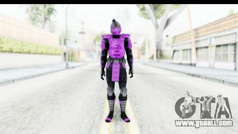 Cyber Rain MK3 for GTA San Andreas second screenshot