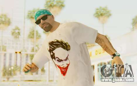 The Joker Skin for GTA San Andreas