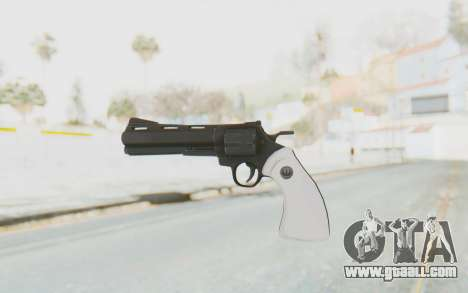Revolver from TF2 for GTA San Andreas second screenshot
