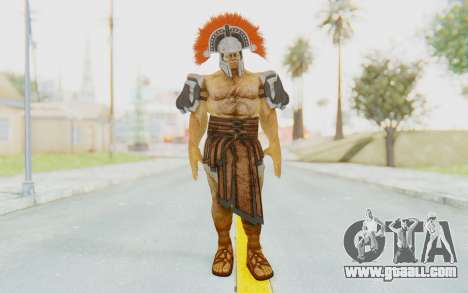 Hercules Skin v2 for GTA San Andreas second screenshot