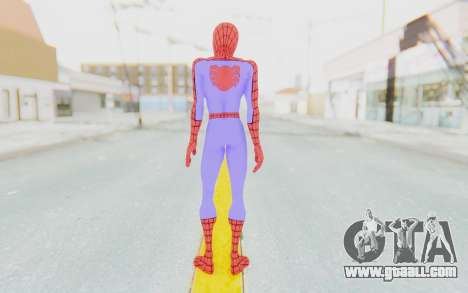 Ultimate Spider-Man - Spider-Man for GTA San Andreas third screenshot