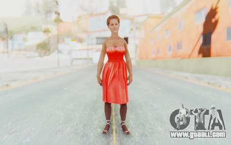 Mafia 2 - Joes Girlfriend for GTA San Andreas second screenshot