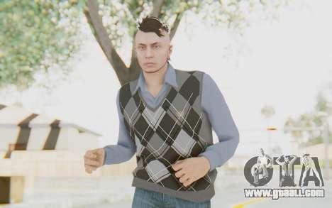 GTA Online Finance and Felony Skin 2 for GTA San Andreas
