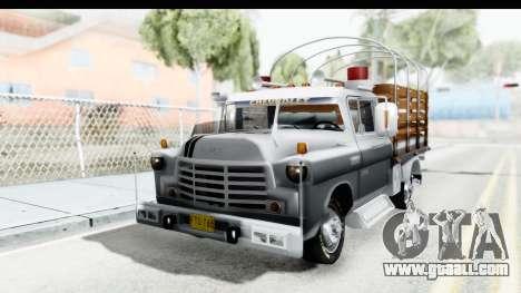 GMC 3100 Diesel for GTA San Andreas