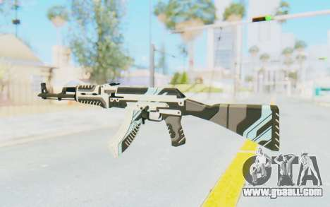 CS:GO - AK-47 Vulcan for GTA San Andreas second screenshot