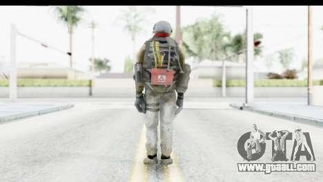 The Division Last Man Battalion - Support for GTA San Andreas third screenshot