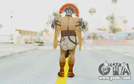 Hercules Skin v2 for GTA San Andreas third screenshot
