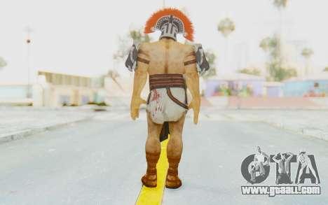 Hercules Skin v2 for GTA San Andreas third screenshot