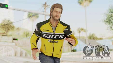 Dead Rising 3 Chuck Greene on DR2 Outfit for GTA San Andreas