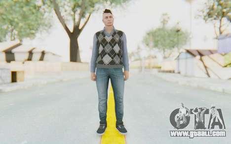 GTA Online Finance and Felony Skin 2 for GTA San Andreas second screenshot