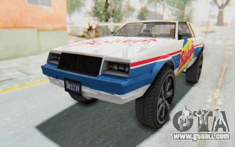 GTA 5 Willard Faction Custom Donk v1 for GTA San Andreas bottom view