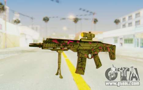 ACR CQB Magma Pink for GTA San Andreas