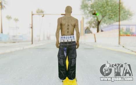 Mexican Skin for GTA San Andreas third screenshot