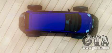 Daewoo Matiz R20 Vossen for GTA San Andreas right view