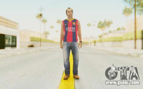 Trevor Barcelona for GTA San Andreas second screenshot