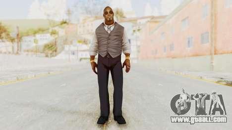 Dead Rising 2 Off The Record TK Coat Less for GTA San Andreas second screenshot
