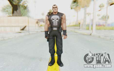 Marvel Future Fight - Punisher for GTA San Andreas second screenshot