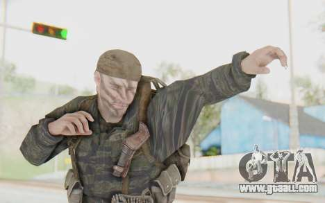 COD BO PVT Scott Vietnam for GTA San Andreas