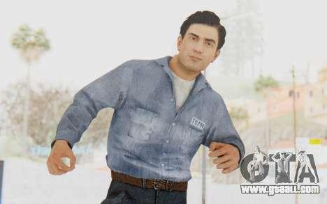 Mafia 2 - Vito Scaletta Prison for GTA San Andreas