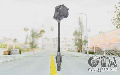 Reinhardt Hammer for GTA San Andreas second screenshot