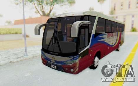 Marcopolo Inforana Bus for GTA San Andreas