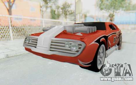 Hot Wheels AcceleRacers 2 for GTA San Andreas