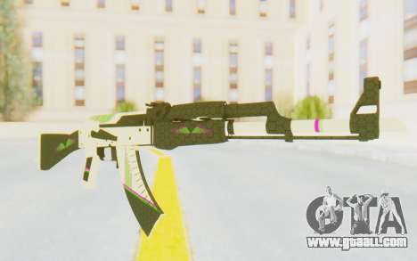 CS:GO - AK-47 Sport for GTA San Andreas