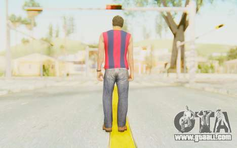 Trevor Barcelona for GTA San Andreas third screenshot