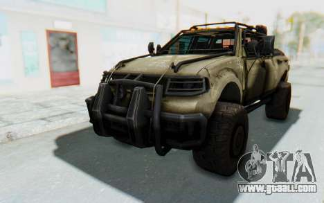 Toyota Hilux Technical Desert for GTA San Andreas