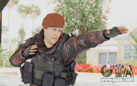 COD MW2 Russian Paratrooper v4 for GTA San Andreas