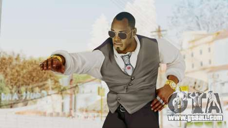 Dead Rising 2 Off The Record TK Coat Less for GTA San Andreas