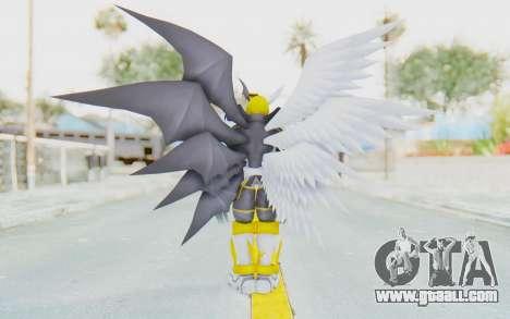 Digimon Masters Lucemon Falldown Mode for GTA San Andreas third screenshot