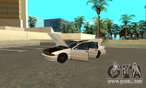 Caprice styled Premier for GTA San Andreas right view