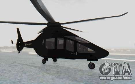 GTA 5 Buckingham Volatus v1 IVF for GTA San Andreas