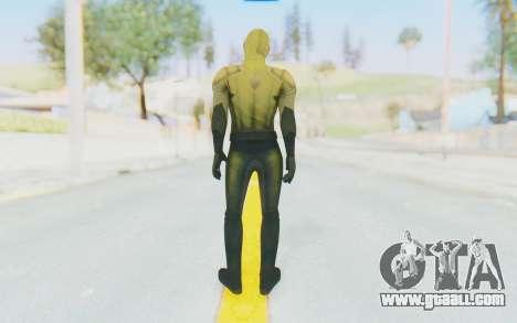 The Reverse Flash CW for GTA San Andreas third screenshot